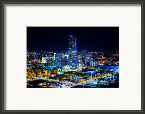 Oks0052 Framed Print By Cooper Ross