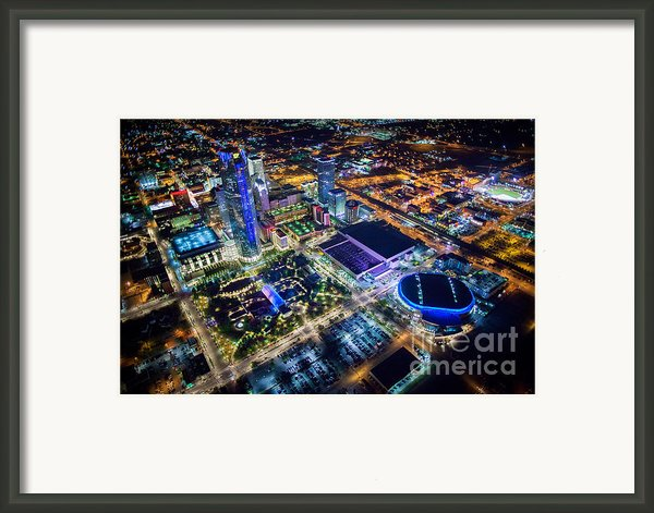 Oks0058 Framed Print By Cooper Ross