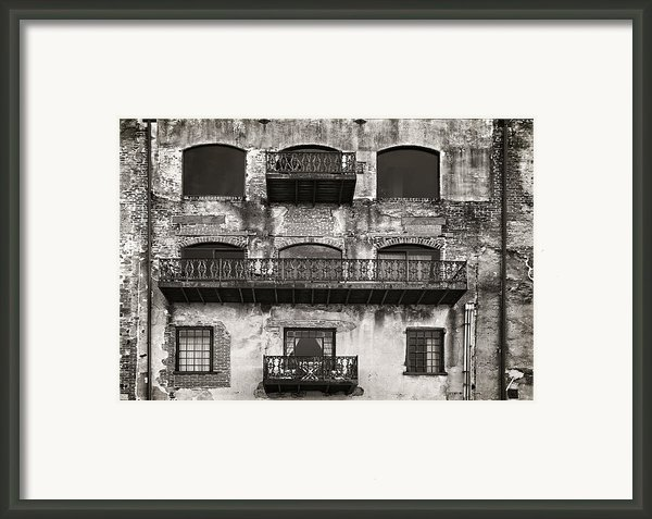 Old Savannah Framed Print By Mario Celzner