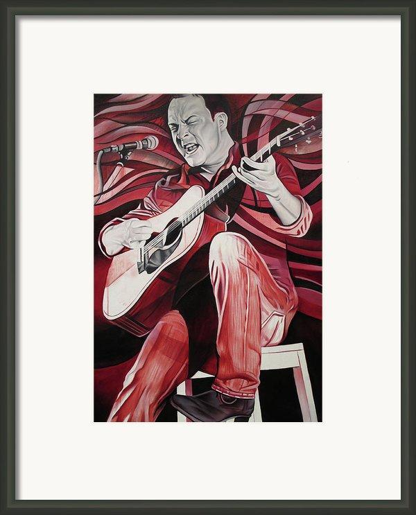 On Bended Knees Framed Print By Joshua Morton
