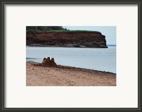 On Guard Framed Print By Micheline Heroux