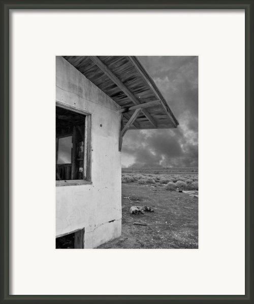 Once Upon A Time In The Desert... Framed Print By Glenn Mccarthy Art And Photography