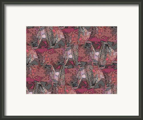 One Bump Or Two Framed Print By Tim Allen