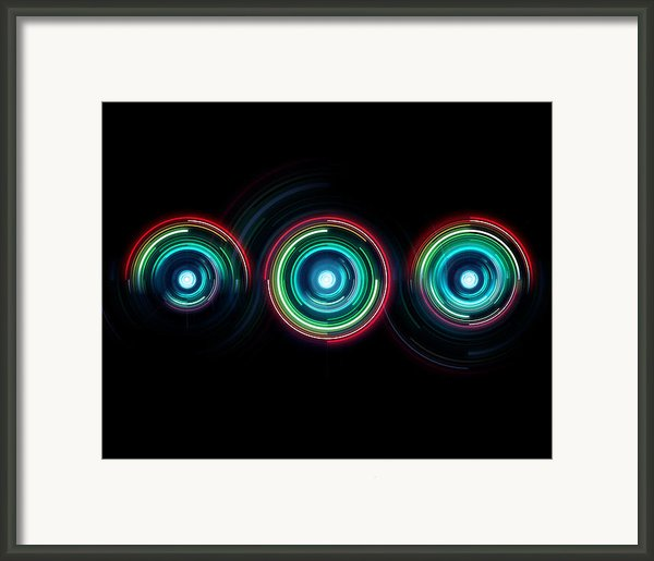 One Framed Print By George Smith