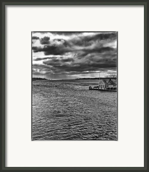 Osterville Framed Print By Keith Woodbury