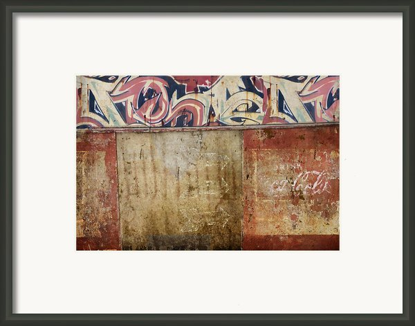Over My Head Framed Print By Carol Leigh