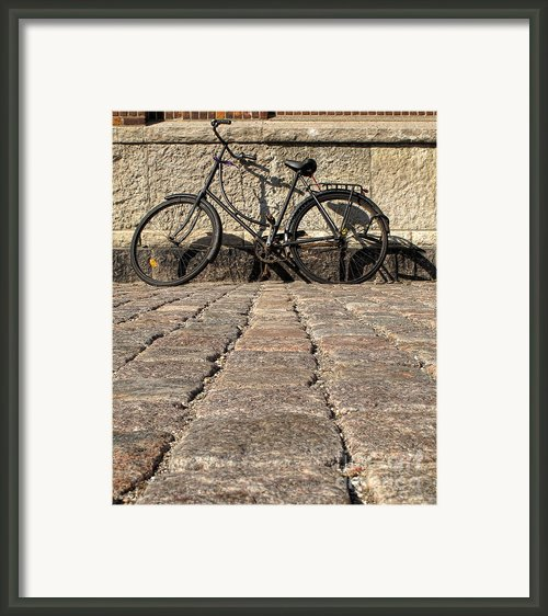 Owner Missing Framed Print By Inge Riis Mcdonald