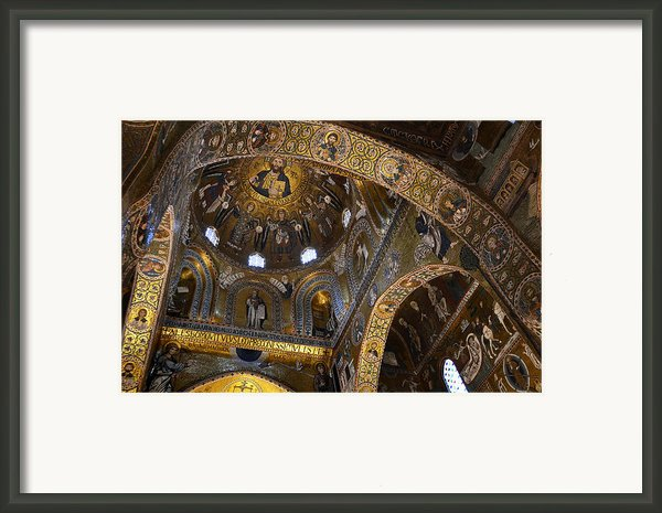 Palatine Chapel Framed Print By Ricardmn Photography