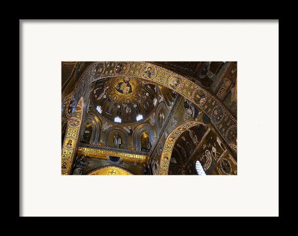 Palatine Chapel Framed Print By Ricardmn Photography