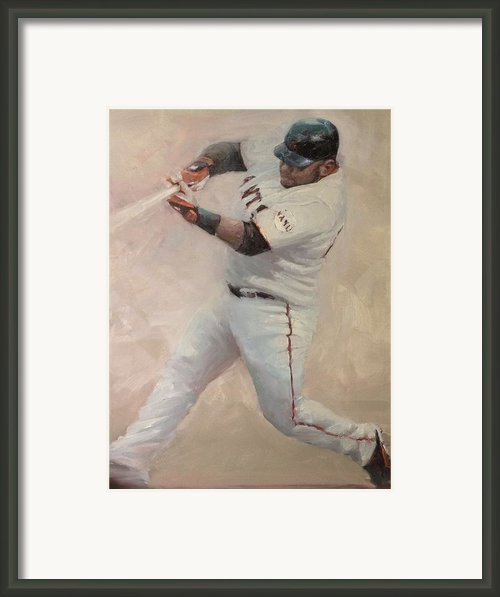 Panda Homer #1 Framed Print By Darren Kerr