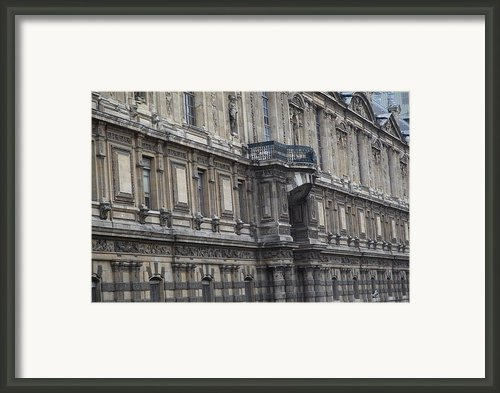 Paris France - Street Scenes - 011337 Framed Print By Dc Photographer