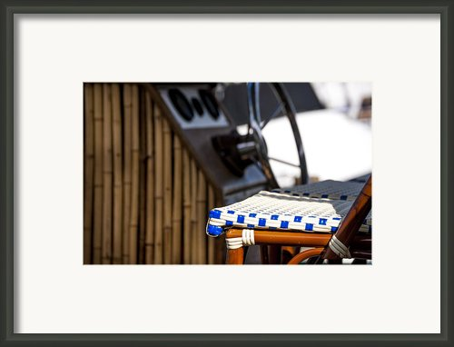 Party Boat Framed Print By Robert Smith