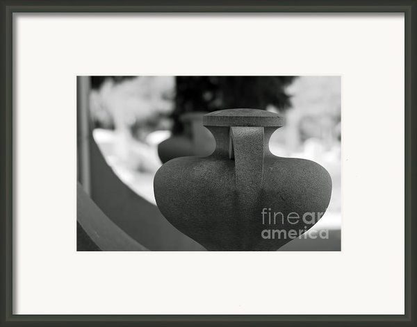 Pass In Beauty All Who Enter Here Framed Print By Catherine Fenner