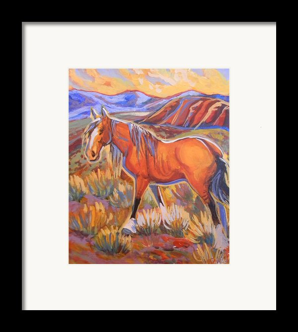 Past His Prime Framed Print By Jenn Cunningham