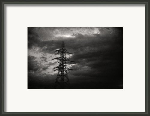 Past Framed Print By Taylan Soyturk
