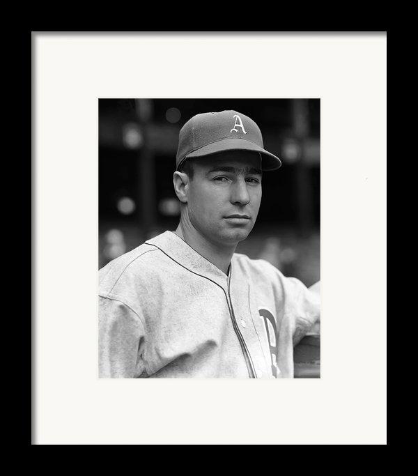 Patrick E. Pat Mclaughlin Framed Print By Retro Images Archive