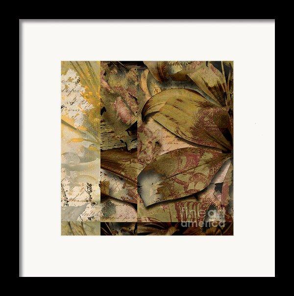Peace Ii Framed Print By Yanni Theodorou