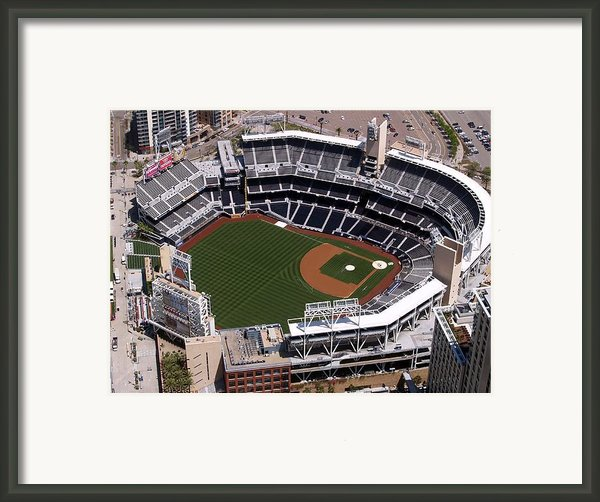 Petco Ball Park Framed Print By Mountain Dreams