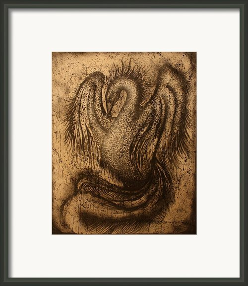 Phoenix Framed Print By Michael Kulick