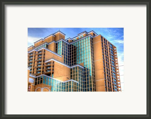 Phoenix West Ii Framed Print By Michael Thomas