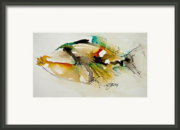 Picasso Trigger Framed Print By Jani Freimann