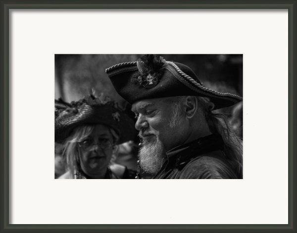 Pirates  Framed Print By Mario Celzner
