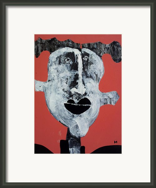 Piscis No 7 Framed Print By Mark M  Mellon