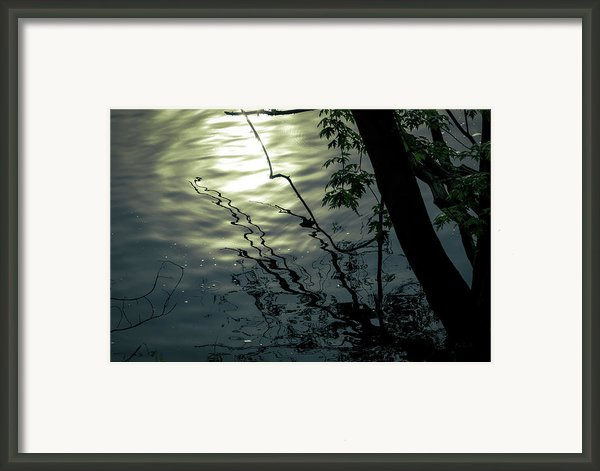 Place To Rest Framed Print By Bob Orsillo