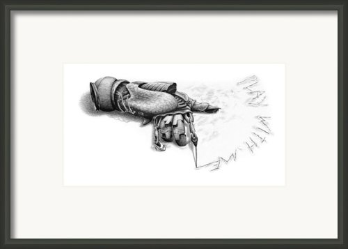 Play With Me Framed Print By Vincent Jimenez
