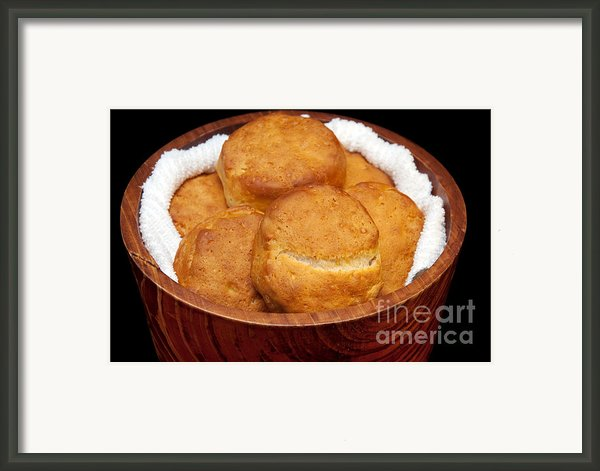 Please Pass The Biscuits Framed Print By Andee Photography