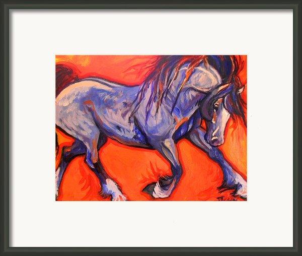 Pride Framed Print By Jenn Cunningham