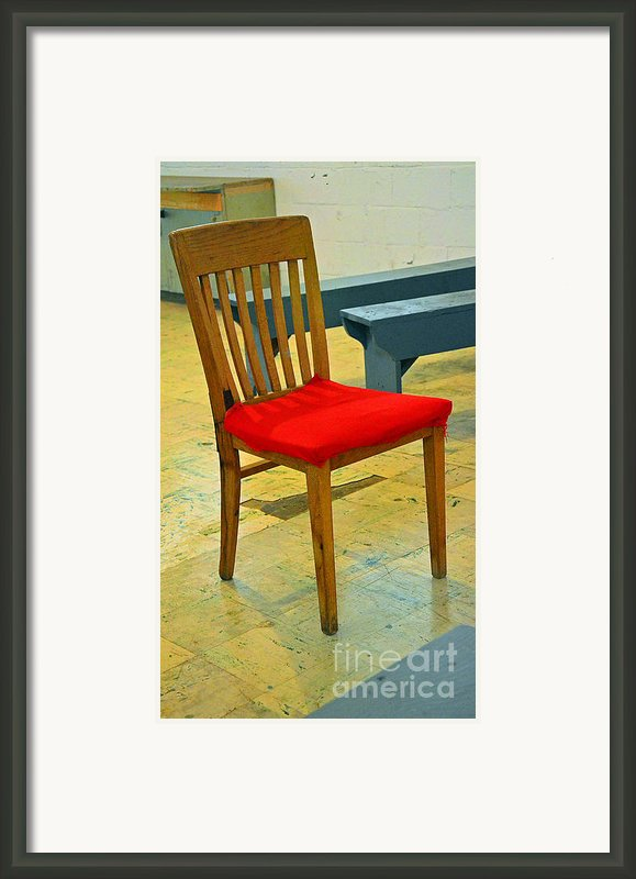 Primary Colors Framed Print By Lauren Hunter