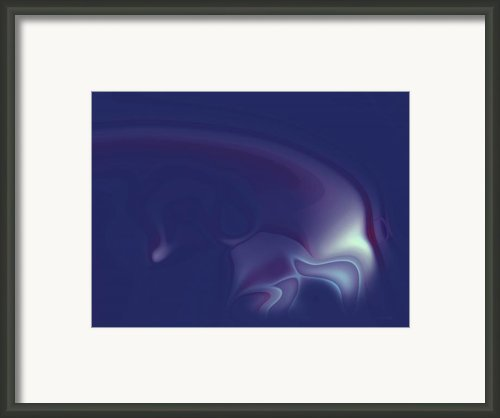 Print Framed Print By Christian Simonian