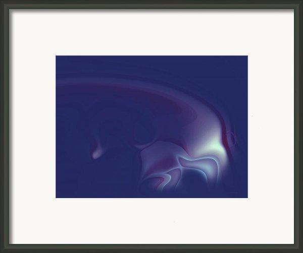 Print Framed Print By Christian Simonian