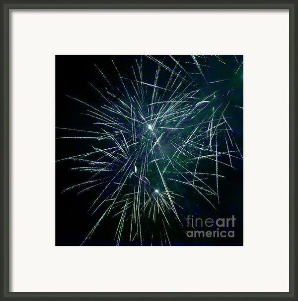 Pyrotechnic Delight Framed Print By John Stephens