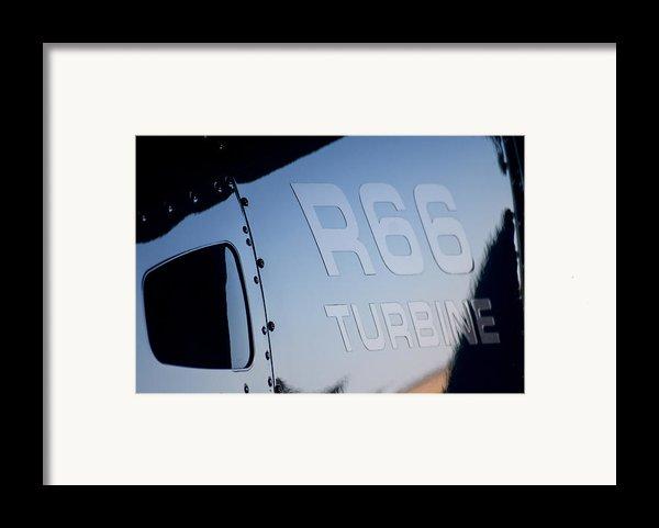 R66 Reflection Framed Print By Paul Job