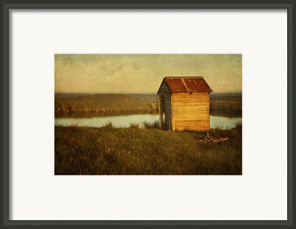 Ramshackle Framed Print By Amy Weiss