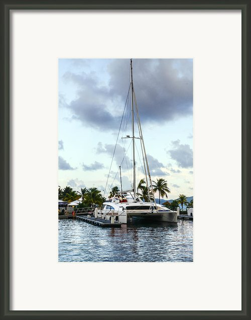 Ready To Go Framed Print By    Michael Glenn