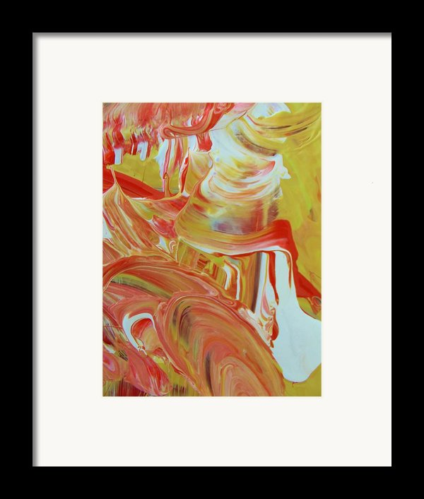Ready To Go Framed Print By Artist Ai