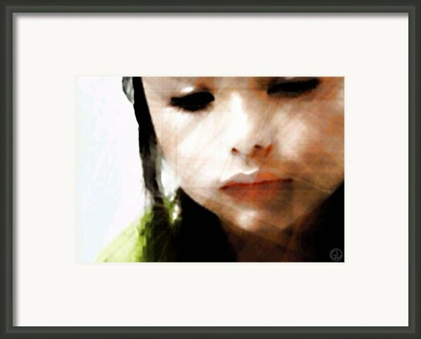 Reflections Framed Print By Gun Legler