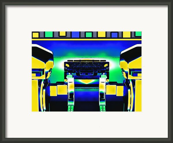 Reimaging 2 Framed Print By Wendy J St Christopher