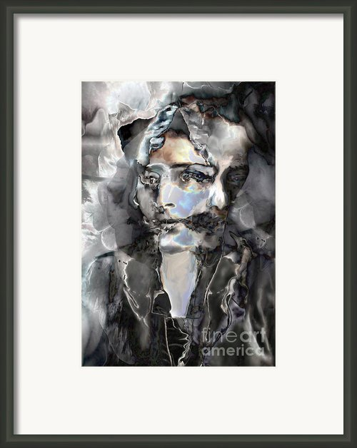 Reincarnation Framed Print By Ursula Freer