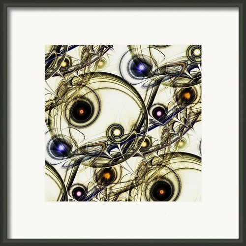 Rejuvenation Framed Print By Anastasiya Malakhova