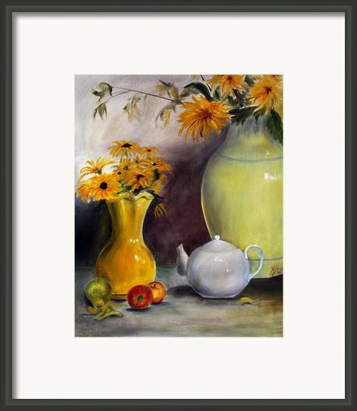 Reliable Loyalty Framed Print By Jane Autry