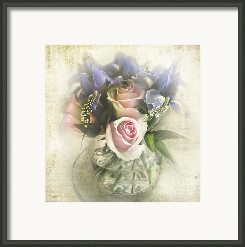 Reminiscence Framed Print By Elena Nosyreva