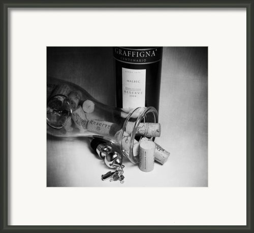 Reserve Framed Print By Peter Chilelli