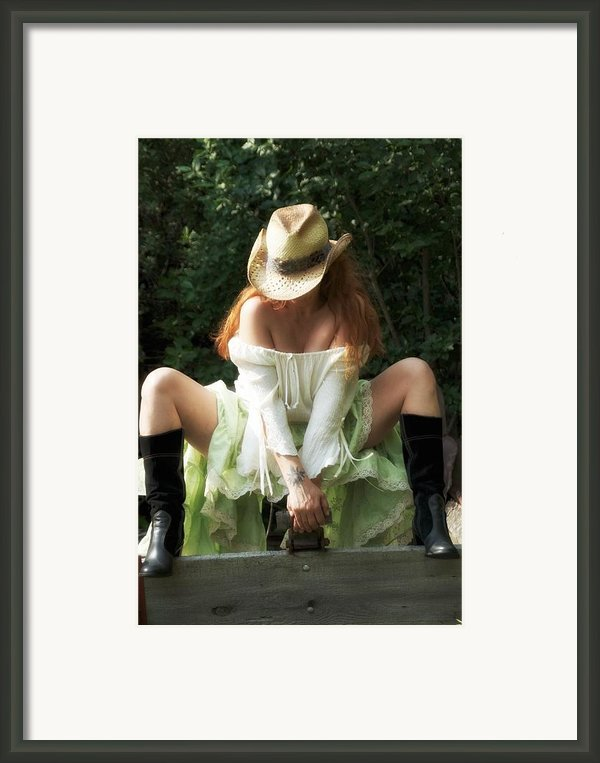 Resting Framed Print By Todd And Candice Dailey