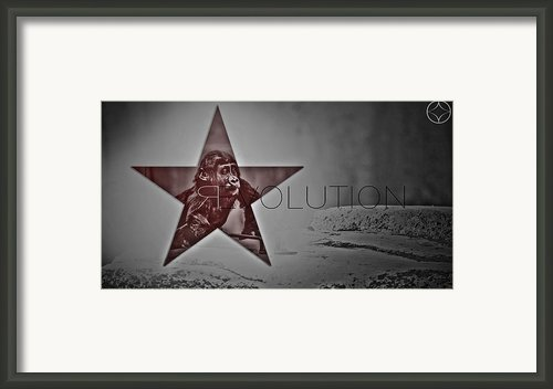 Revolution Framed Print By Beni Cufi