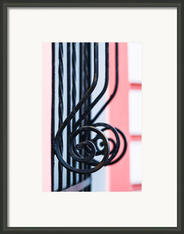 Rhythm Of Architecture - Vertical Format Framed Print By Alexander Senin