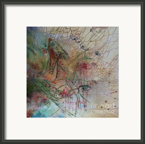 River Framed Print By Avonelle Kelsey